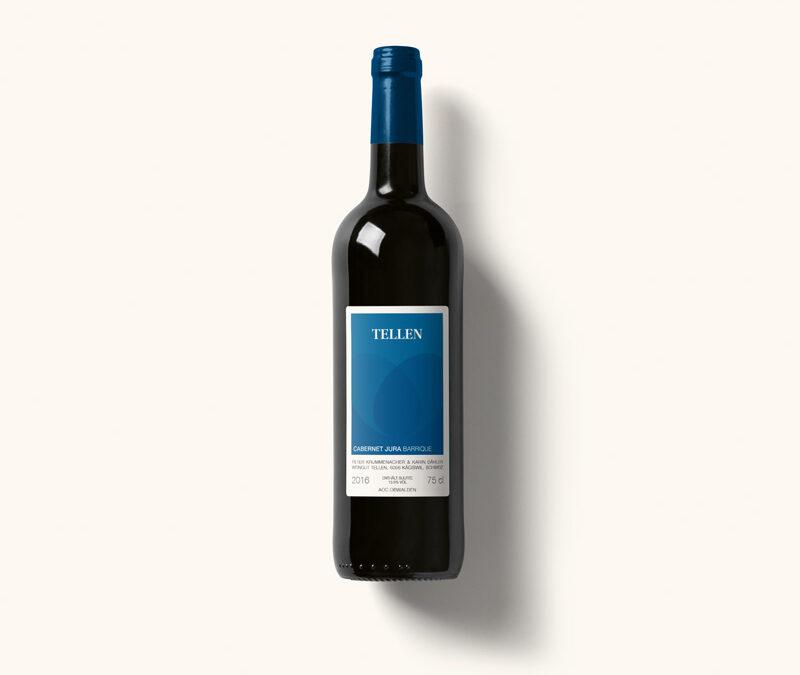 Bester Zentralschweizer Wein 2019 – Cabernet Jura Barrique 16
